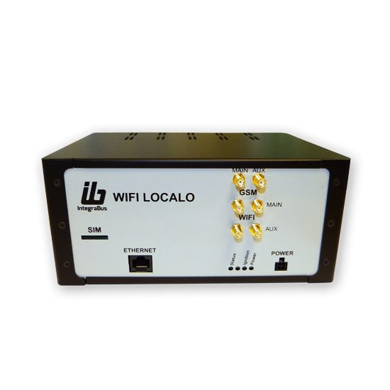 IntegraBus Wifi Local